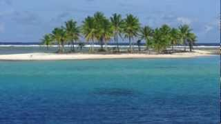 Atolls of the South Pacific