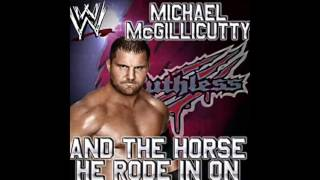"""WWE: (Michael McGillicutty) - """"And The Horse He Rode In On"""" [Arena Effects+]"""