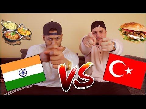 INDER VS. TÃœRKE ! - CHALLENGE #1
