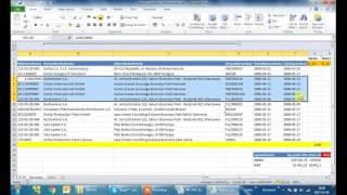 Jak przygotować plik JPK-VAT za pomocą Excel.  Sposób nr 1.