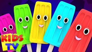 Ice Cream Finger Family | Nursery Rhymes | Baby Songs | Kids Rhymes