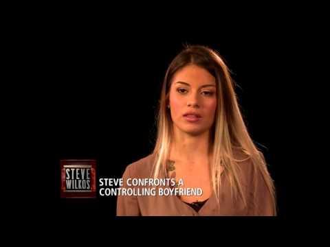 Xxx Mp4 TEASER Steve Confronts A Controlling Boyfriend The Steve Wilkos Show 3gp Sex