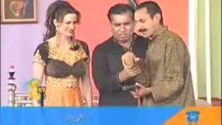 YouTube- Punjabi Funny Stage Drama KAR AKHIN DI HATH JORI HQ part 7.mp4