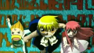 Zatch Bell Episode 122 Stonestream English Dub Part 1