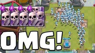 OMG ZU STARK! || CLASH ROYALE || Let's Play Clash Royale || CR [Deutsch/German Android iOS]