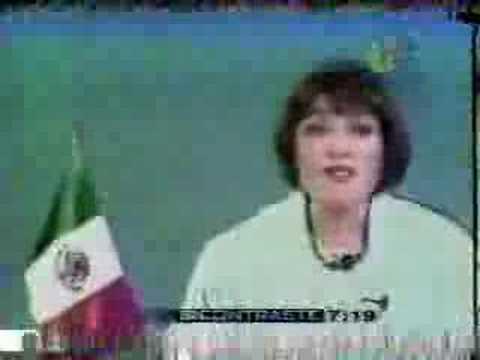 Terremoto en vivo Mexico 1985