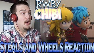 RWBY Chibi Season 2 Episode 19: Steals and Wheels Reaction