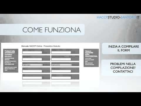 HACCP Online e manuale di tracciabilità - Studio Santoro