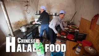 Chinese Halal Food