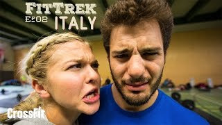 Fit Trek With Brooke Ence and Mat Fraser: Episode 2–Italy