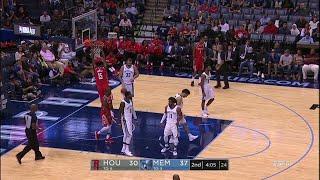 Quarter 2 One Box Video :Grizzlies Vs. Rockets, 10/10/2017