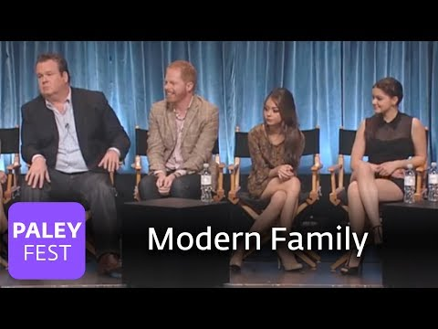 Modern Family - Lily's Cursing