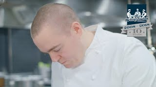 3-Michelin star Chef Matt Abé from Restaurant Gordon Ramsay, London