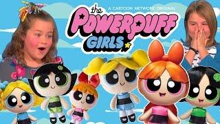 UNBOXING POWERPUFF GIRLS DOLLS!   The Powerpuff Girls   Cartoon Network