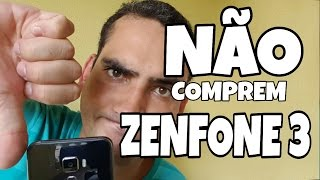 Não compre o Zenfone 3 antes de assistir esse video | Tekimobile