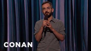 Myq Kaplan Stand-Up 08/21/17  - CONAN on TBS