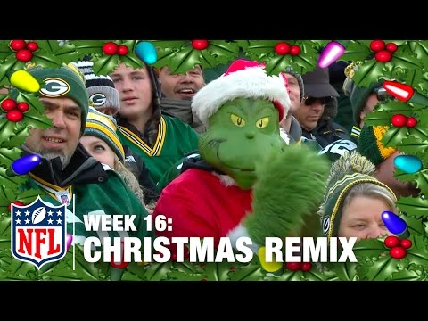 Christmas Remix 🎄 NFL Week 16 Highlights