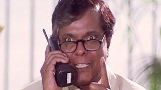 Sadashiv Amrapurkar & Dinesh Hingoo's Funny Conversation - Koi Mere Dil Mein Hai Comedy Scene 2/16