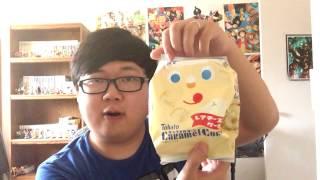 Time for Japanese Snacks (DokiDoki Boxie April 2017)
