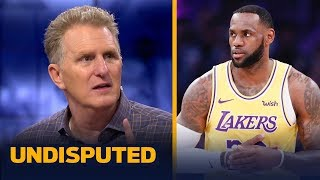 Michael Rapaport on Lakers' upsetting season: 'This mess needs to be cleaned up' | NBA | UNDISPUTED