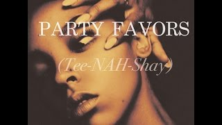 09. Tinashe -  Party Favors