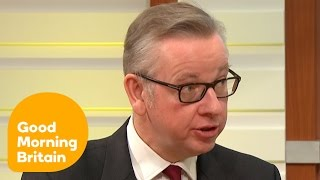 Michael Gove Gives His Opinion On Donald Trump | Good Morning Britain