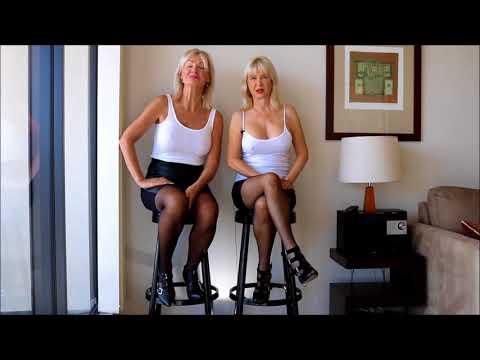 Xxx Mp4 Mature Lesbian Women Pokie Nipples In Pantyhose Very Sexy Legs 3gp Sex