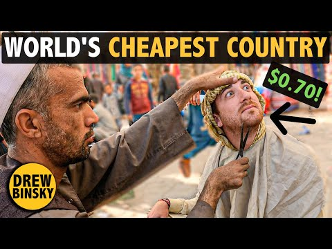 This is the WORLD S CHEAPEST COUNTRY