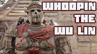 Whoopin the Wu Lin   Centurion Duels   For Honor