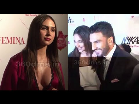 Nykaa Femina Beauty Awards Red Carpet - Bollywood Babes Sizzle In BOLD & SENSUAL Outfits