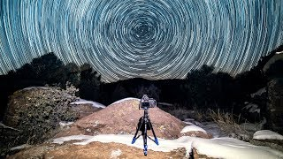 ASTROPHOTOGRAPHY BASICS and How To Photograph STAR TRAILS
