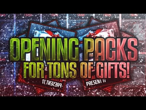 OPENING 5 MILLION PRO PACKS TO GET GIFTS 3 INSANE GIFT PULLS