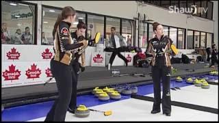 Canad Inns Women's Classic: Team Homan vs Team Sigfridsson Sunday October 23rd 2016 @ 5:00 pm