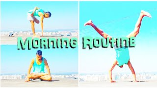 My Morning FLEXIBILITY Routine (No Speaking)