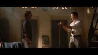Mission Impossible 4 favorite scene with Jeremy Renner