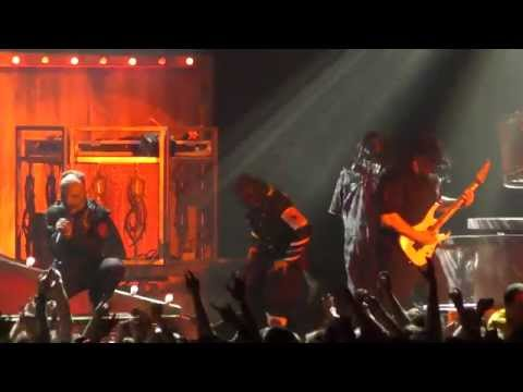 Slipknot - Psychosocial FULL HD 1080p LIVE IMPACT FESTIVAL Łódź, Atlas Arena, Polska 09.06.2015