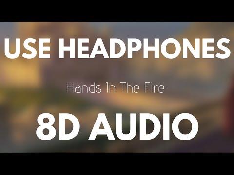 James Carter - Hands In The Fire (ft. Nevve) | 8D AUDIO