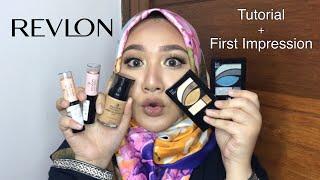 REVLON One Brand Tutorial & First Impression | Bahasa Indonesia | Diendiana