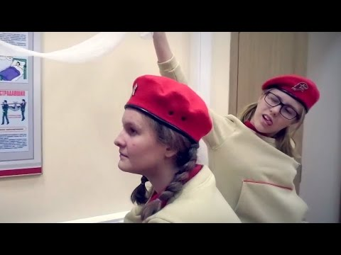 Russian Army Cadets: Mannequin Challenge -