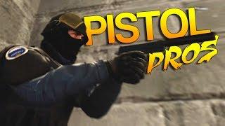 CS:GO - Pistol PROS! #42