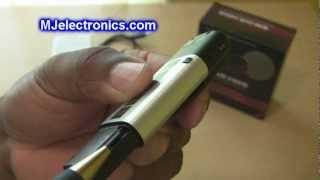 Mini Spy Camera Stick Audio Video  720p HD  HDMI Output  Review