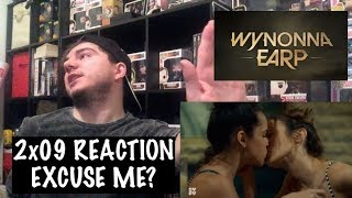 WYNONNA EARP - 2x09 'FOREVER MINE NEVERMIND' REACTION