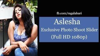Telugu Heroine Aslesha Ragalahari Exclusive Studio Shoot
