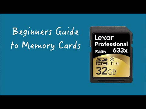 Memory cards: How to choose the best one