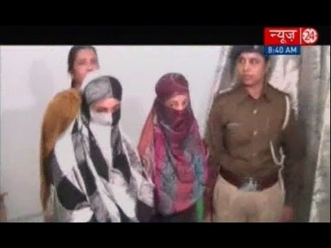 Sex racket busted in Patna, 2 held