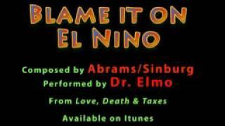 Blame it on El Nino