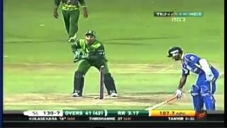 Sri Lanka v Pakistan 1st ODI 2012 (7-6-12) Pallekele - Highlights Part 3/5