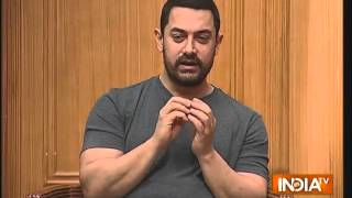 I Never Said India is Intolerant. I was Wrongly Quoted: Aamir Khan in Aap Ki Adalat