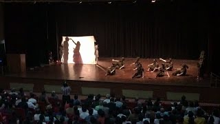 Heart touching winning patriotic dance performance by SCSIT || DAVV || INDORE