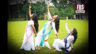 Jhoom Dance Cover by Tuli, Mila & Ishma II FBS Dance Sqaud II University of Dhaka